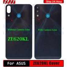 Nuevo para Asus Zenfone 5 ZE620KL puerta trasera carcasa de batería funda para Asus Zenfone 5 ZE620KL cubierta trasera de la batería