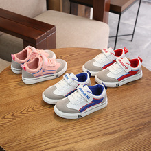 Boy Fashion Soft Children Casual Flat Sports Kids Shoes Running Breathable Girl Ayakkabı Spring Autumn Sneakers