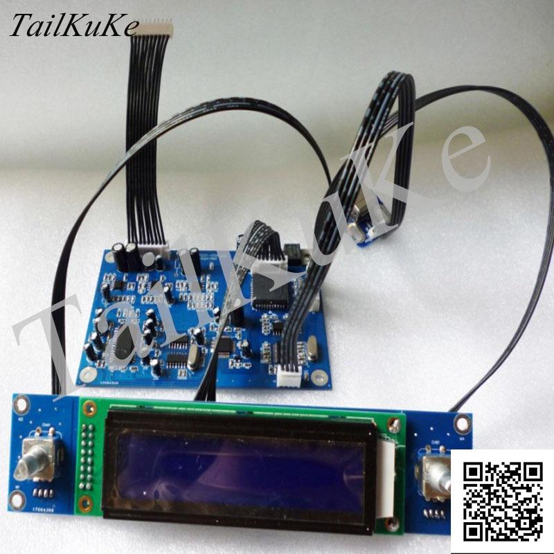 Digital Audio Processor Module Board Of DSP Digital Speaker Processor 2 In 2 Out 2 In 4 Out Digital Audio Processor Module Board