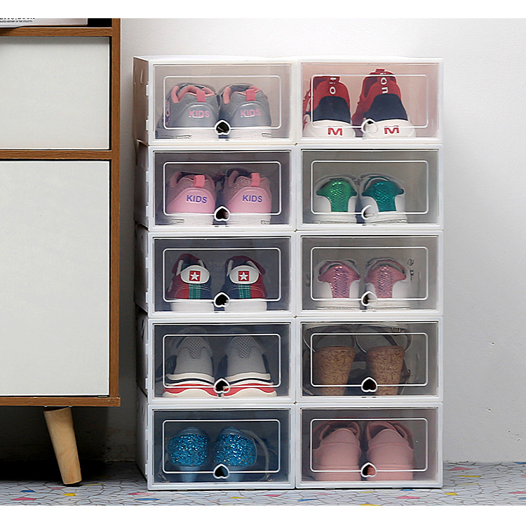 Simple Shoe Box Cabinets
