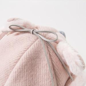Image 2 - DB11825 dave bella casquette pour bébés filles
