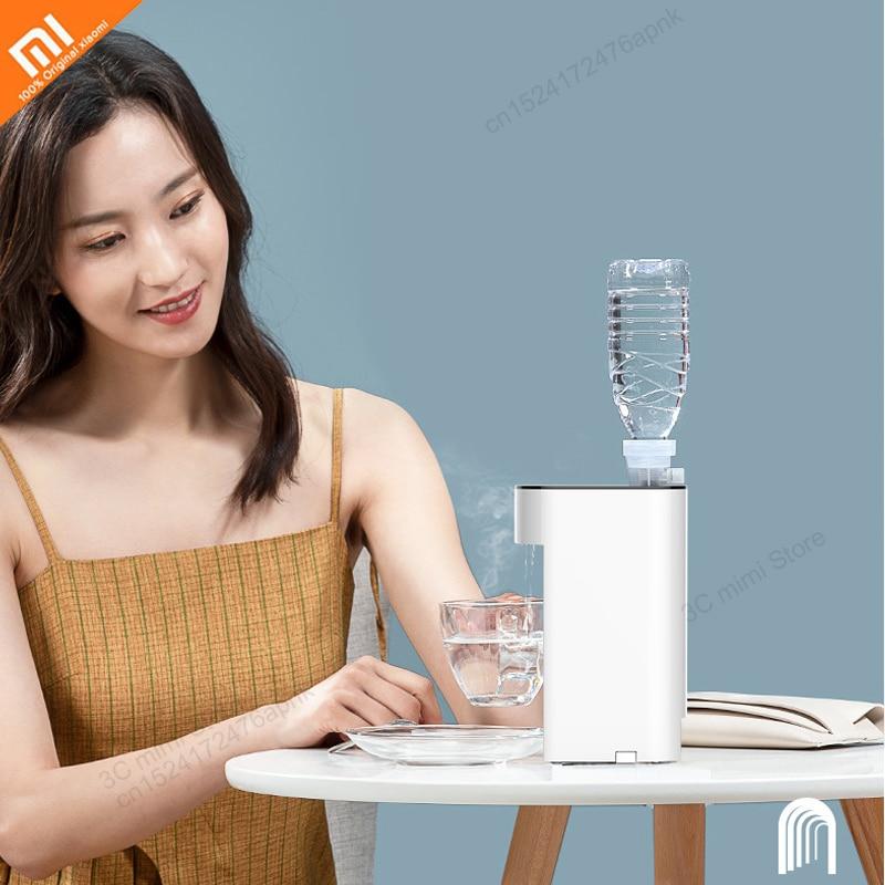 Xiaomi mijia JMEY Multifunctional instant water dispenser desktop mini vial water heater travel portable electric kettle