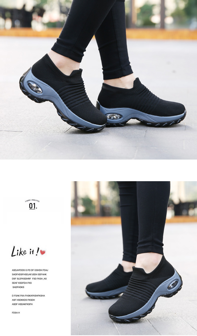 Women Shoes Plus Size 35-42 Women Sneakers Breathable Platform Casual Shoes Women Vulcanize Shoes Sneakers Footwear VT632 (5)
