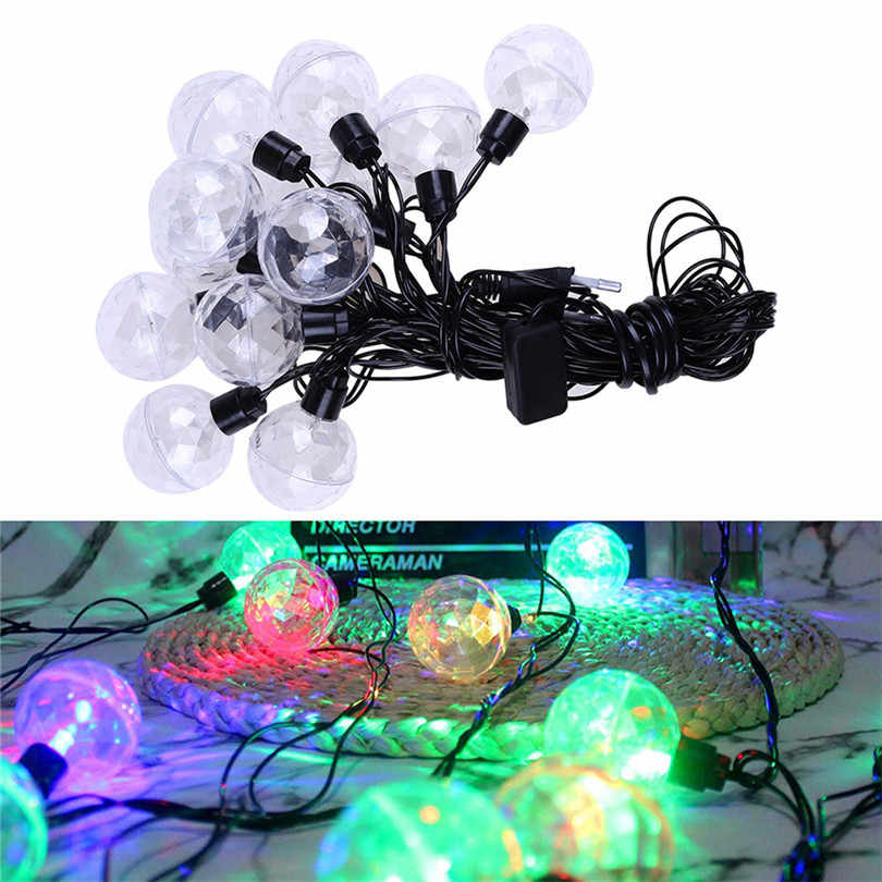 Stage Colorful Flash Decor Light String