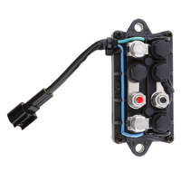 3 Pin Engine Power Trim Tilt Relay Box For Yamaha Outboard 63P819500000