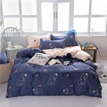 4 Pieces Bedding Set Microfiber,Comfort UniqueDesign,1 Duvet Cover,2 Pillow Shams and 1 Bed Sheet Queen,King,Twin,Full Size
