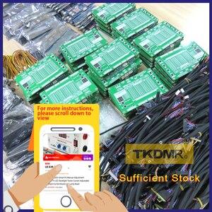 """Image 4 - En 6th nesil dizüstü bilgisayar TV/LCD/LED Test aracı LCD Panel Test cihazı desteği 7  84 """"w/ LVDS arayüzü kabloları ve invertör ücretsiz kargo"""