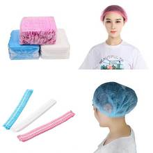 Disposable Hats For Women Head Covers Dust Proof Cap Shower Bathing Cap Family Sanitary Hats Industrial Caps Gorras Hombre 2021