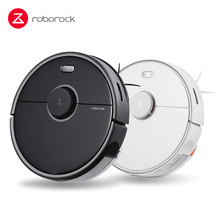 roborock s5max robot vacuum cleaner global smart planned route APP control Wireless/cordless for Home automatic sweep and mop