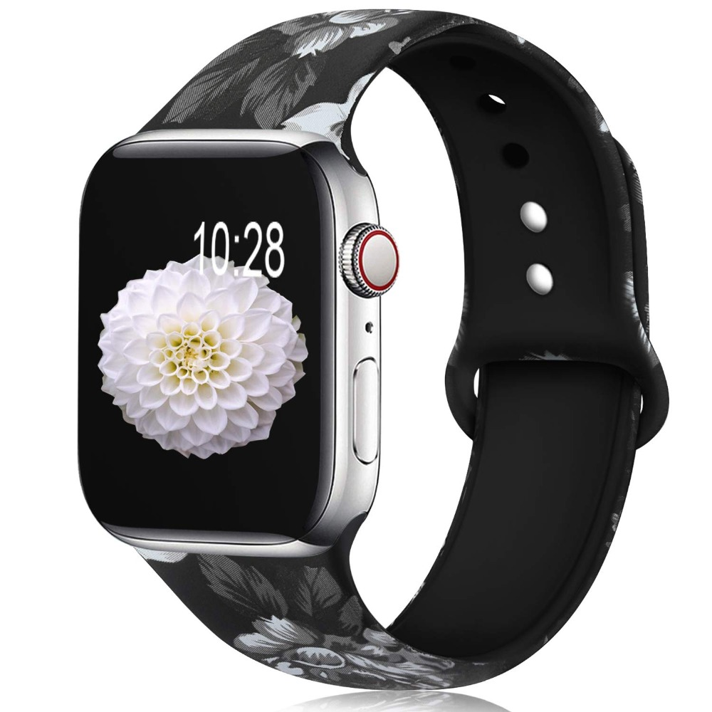 Floral Band for Apple Watch 358