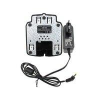34 10X CD-34 Desktop Rapid Battery Charger for Vertex Handheld Radio VX-351 VX-354 VX351 VX354 (5)