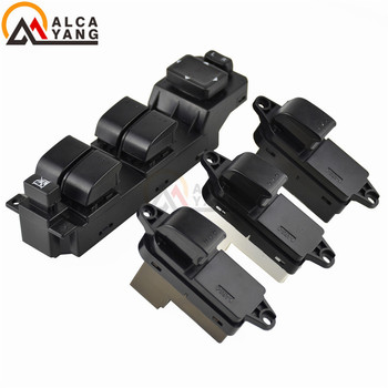 set/4PCS NEW For Mazda 6 Lifter Switch M6 Horse Six 05-13 Glass Lift Switch Power Window Switch GV2S-66-350A/GV2S66350A