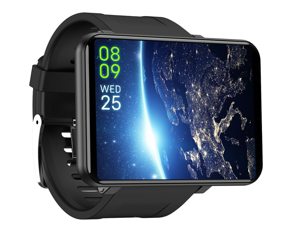 LEMT <font><b>smart</b></font> <font><b>watch</b></font> DM100 ANDROID 7,1 2,8 zoll großen bildschirm MT6739 <font><b>SIM</b></font> KARTE 4g ANRUF bluetooth Gps WIFI 5MP PIXEL <font><b>IP67</b></font> wasserdicht image