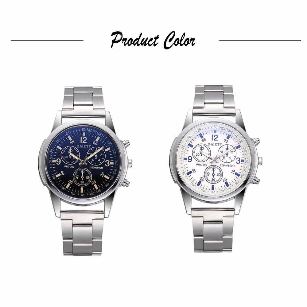 2020 超薄型時計男性ファッション男性の鋼ベルトアナログスポーツ腕時計-メンズクォーツ時間ビジネス腕時計時計男 # N03