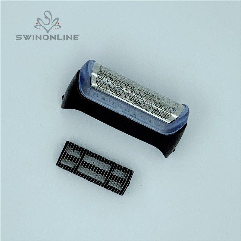 Shaver Replacement Foil For BRAUN 10B20B CruZer3 Z4 Z5 180 190 1735 1775 Z40 1000 Shaver Razor