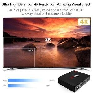 Image 3 - MECOOL KIII PRO DVB T2 DVB S2 DVB C Android 7.1 TV Box 3GB 16GB Amlogic S912 Octa Core Wifi 4K Combo NEWCAMD Biss chiave PowerVU