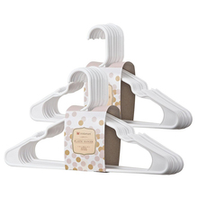 0Pcs/Lot Non-Slip Multifunction Plastic Hangers Dry And Wet PP Drying Racks Simple And Seamless Clothing Store Magic Hangers dry store