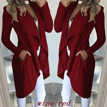 Overcoat Jumper Jalcket Plus Size 4