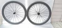 700c width 23mm carbon road bike clincher wheels 60mm with buyer own customized sticker R13 ceramic