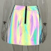 Светоотражающая юбка  #3