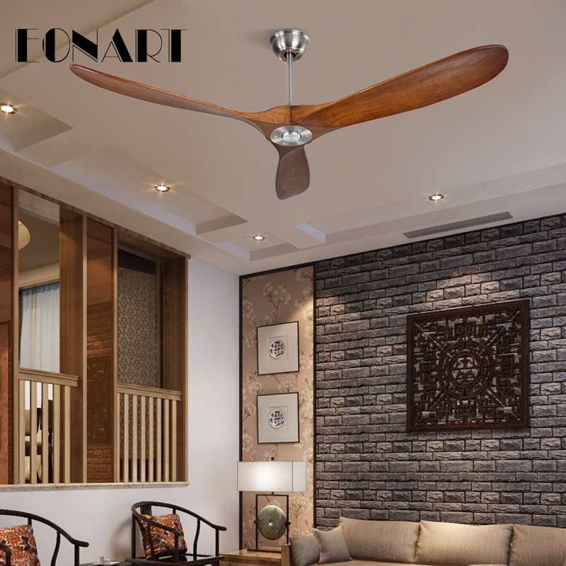 60 Inch Decorative Dc Motor Ceiling Fan With Remote Control Without Light Wooden Ceiling Fans Wood 220v 110v Ventilador De Techo Special Price 3f57f Cicig
