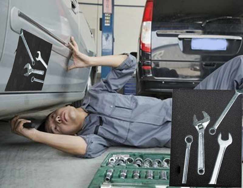 Mag パッド強力マグネット車修理磁気車の自動車修理ツールストレージオーガナイザーオートアクセサリー強力な MagneticTray マットホルダー