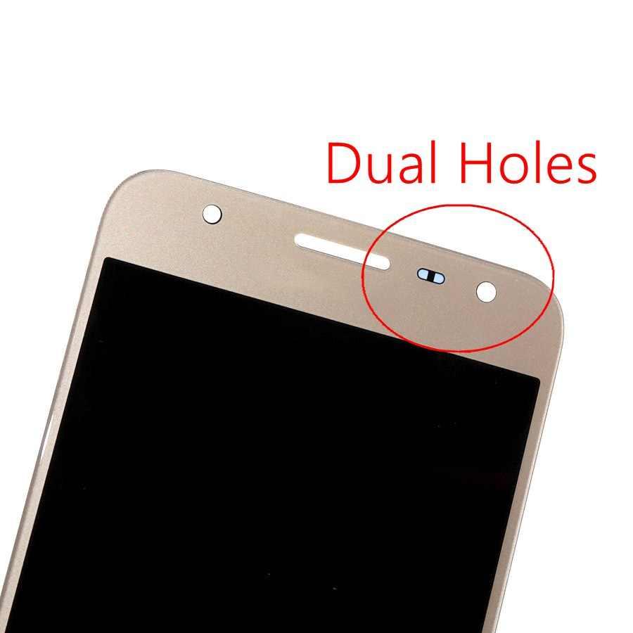 شاشة سامسونج جالاكسي J5 برايم 5.0 بوصة شاشة LCD تعمل باللمس لسامسونج J5 برايم LCD On5 2016 G570F/DS G570M استبدال الشاشة