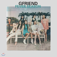 [MYKPOP]100% OFFICIAL ORIGINAL GFRIEND: FEVER SEASON Album CD, KPOP Fans Collection SA19081401
