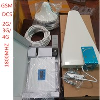 휴대 전화 신호 증폭기 GSM DCS 2G/3G/4G 신호 부스터 모바일 Unicom 텔레콤 트리플 플레이 앰프 수출