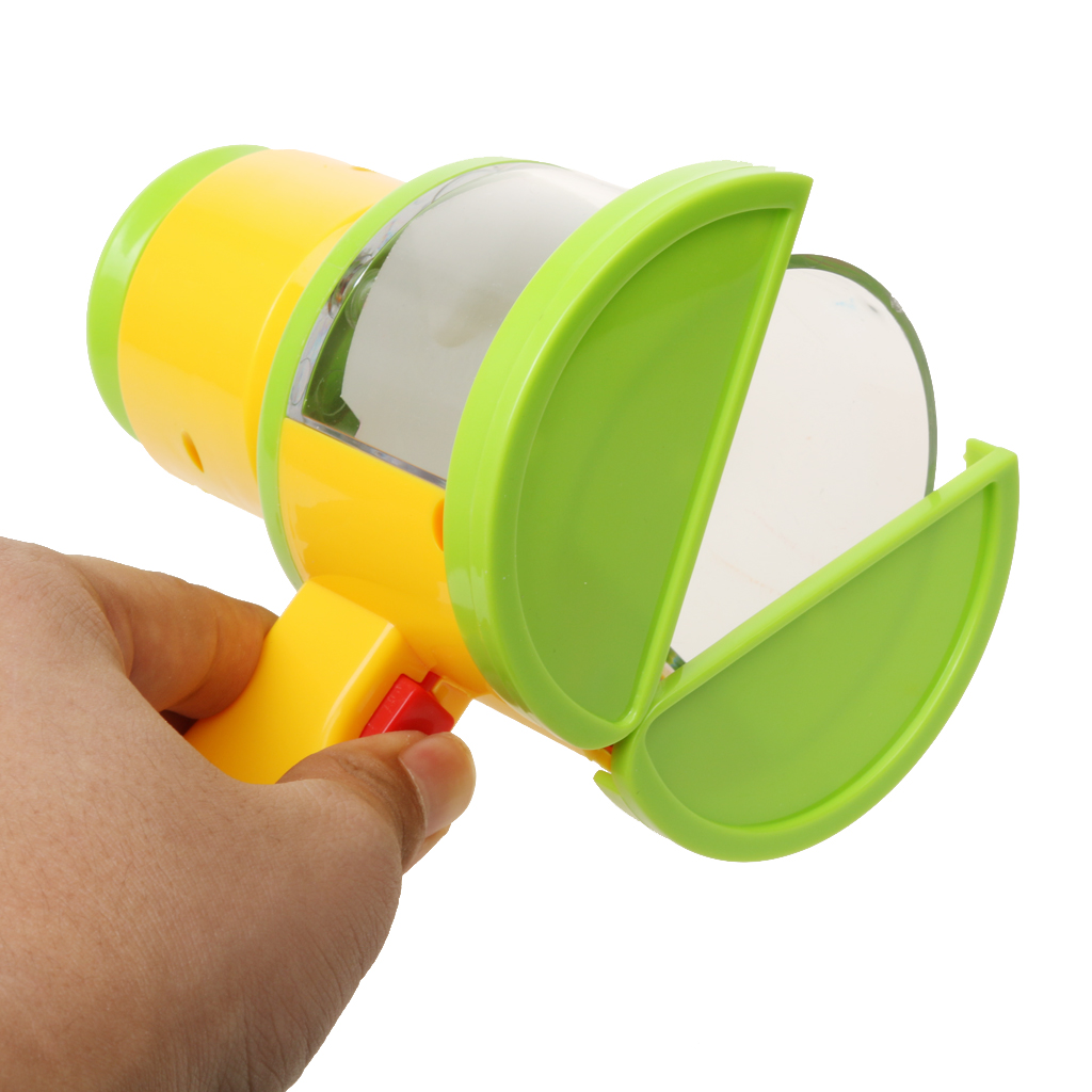 Insect Viewer Box Bug Catcher Magnifier Microscope Box Science Educational Toy