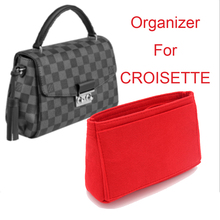 Box Insert Cosmetic-Handbag Inner-Purse Croisette-Bag-Organizer Kosmetyki Storage