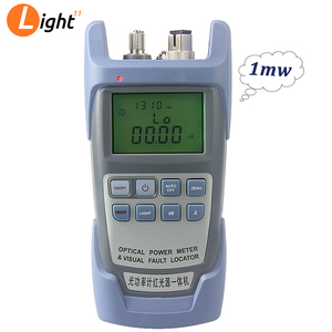 Image 1 - AUA 9 Laser Power FTTH Fiber Optic Optical Power Meter Cable Tester Free Delivery