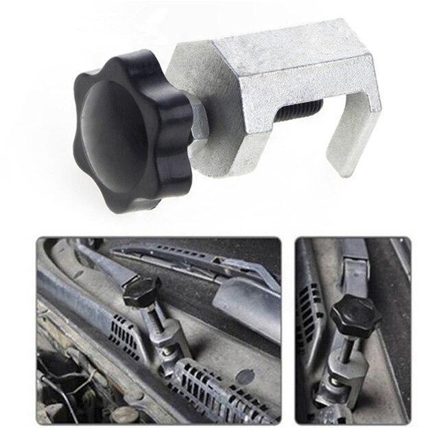 Universal Auto Car กระจกหน้าต่าง Wiper Puller กระจก Wiper Arm ซ่อมเครื่องมือแก้วกลศาสตร์ Puller ชุดอะไหล่