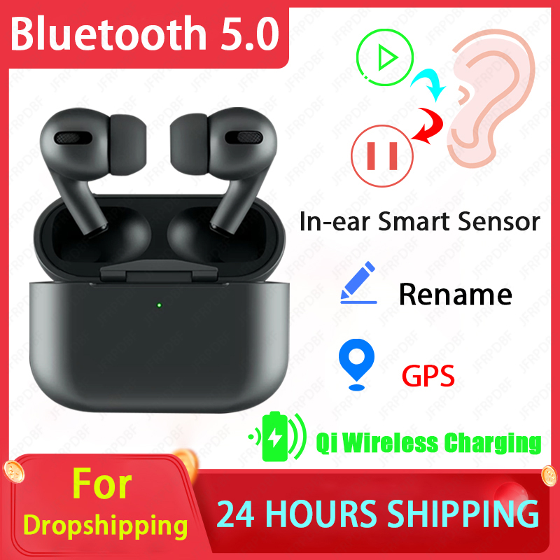 Auriculares i9000 Pro TWS 1:1 In ear air3 Blutooth Earphone Mini Wireless Sport Headsets Headphones Stereo Earbuds elari Aire 2(China)