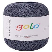 Crochet Thread Cotton Yarn Threads Balls Size10 for Knitting DIY Hardanger Cross Sitch
