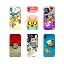 Adventure Time pokeballs popeyes anime Accessories Shell Case For Samsung Galaxy A3 A5 A7 A9 A8 Star A6 Plus 2018 2015 2016 2017(China)