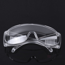 цена на Clear Safety Goggles Eye Protection Protective Lab Anti Fog Glasses For Chemical Research Welding Impact-Resistant Dust Proof