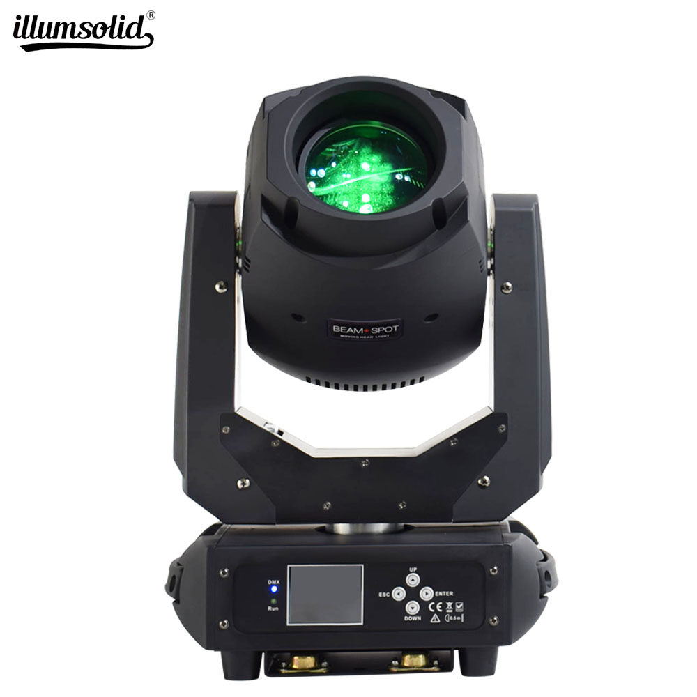 200W LED Lyre Moving Head Light ...