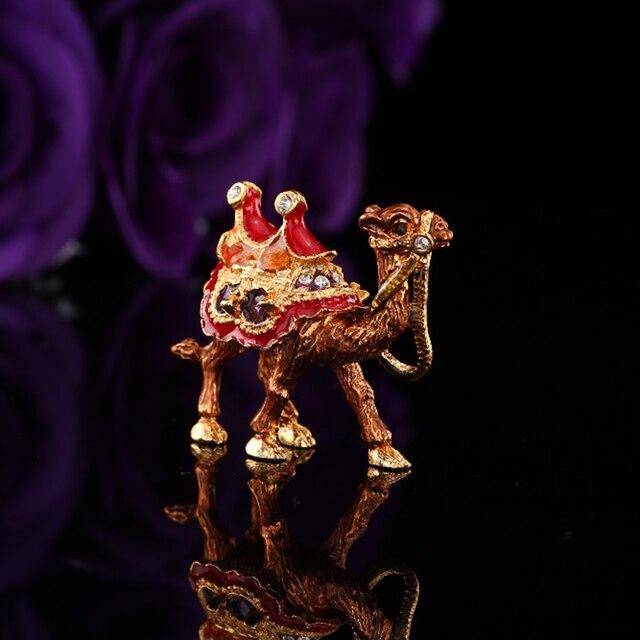 QIFU New Arrive Small Camel Figurine Souvenir for Home Decor 2
