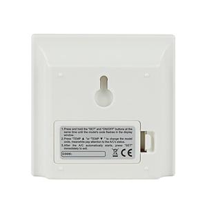 Image 2 - CHUNGHOP Universal Remote Control for Air Conditioner K 650e With Back Light Bracket Holder Controller