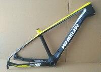 Last full Carbon Frame 29er 15 17 19 inch Carbon mtb Frame 29 er BB92 Bike Bicycle Frame Mountain Bike frame bicycle parts