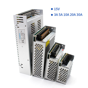 AC DC 3V 5V 9V 12V Power Supply 15V 18V 24V 36V Fonte 500W Transformers 220V To 5 12 24 V Power Supply 5V 12V 24V SMPS Mean well