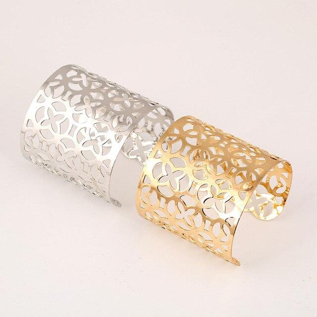 Купить lzhlq металлический полая милая фотография женский широкий браслет