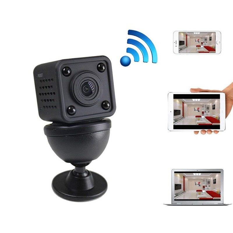FAIYOU C6 маленькая wifi камера IP мини видеокамера DV управление с помощью телефона компьютера для домашней безопасности HD DVR 720P H.264. MP4 видео Cam - 4