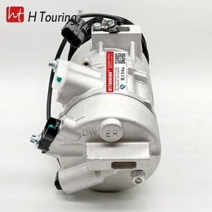 Image 5 - For hyundai Tucson compressor ac Kia Sportage Hyundai IX35 DVE16 97701 2S000 977012S000 97701 2S000 97701 2S000N