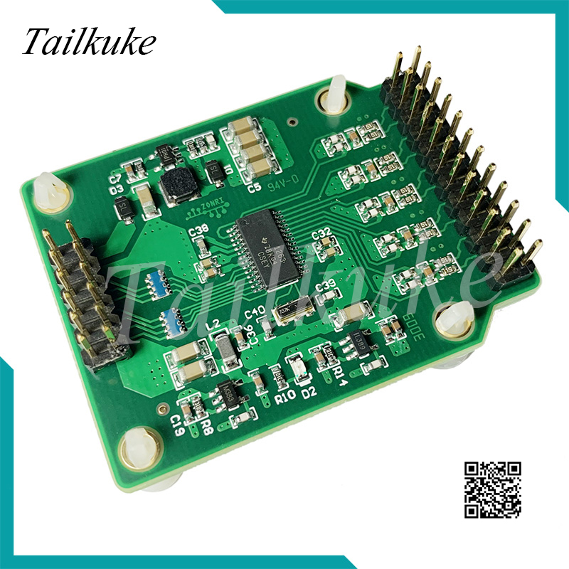 ADS1263 32Bit High-precision ADC Module / 24Bit 32Bit Dual ADC / Analog-to-digital Conversion 38.4ksps