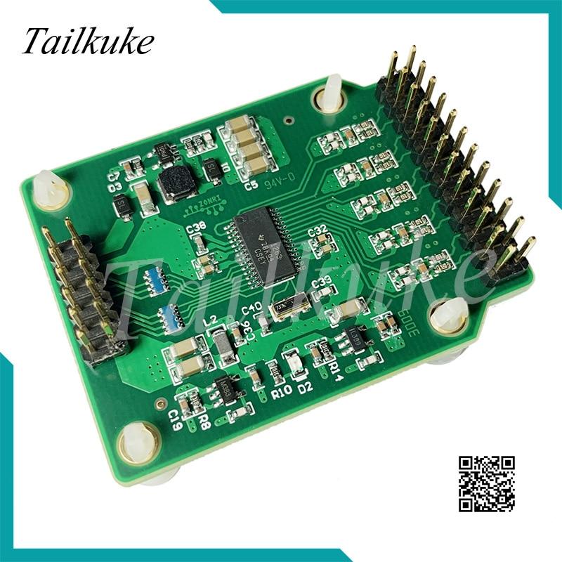 ADS1263 32Bit High-precision ADC Module / 24Bit 32Bit Dual ADC / Analog-to-digital Conversion 38.4ksps