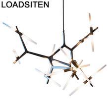Touw Light Pendant European Quarto Industrial Lampen Modern Lustre E Pendente Para Sala De Jantar Deco Maison Hanging Lamp