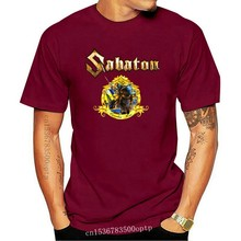 SABATON -Carolus Rex- Swedish metal band ,T_shirt-SIZES