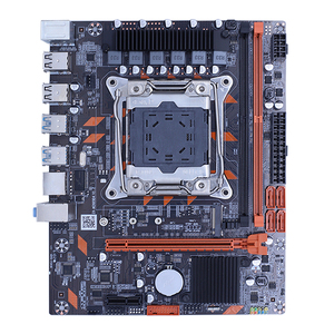 Image 3 - X99 Motherboard Set LGA 2011 3 For Intel E5 2620 V3 CPU 16GB ECC Server RAM Memory 2 Channels M.2 Nvme  LGA 2011 V3 Mainboard